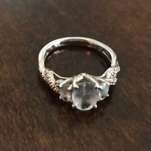 Sterling Silver Promise Ring!